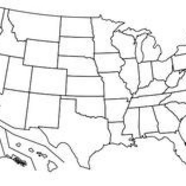 Mr Printable Us Map