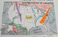 Adventures In Third Grade: Landforms & Waterways In North America | Printable Landform Map Of The United States