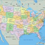 Amazing United States Map And Oceans Pics   Printable Map   New | Printable Map Of The United States With Oceans