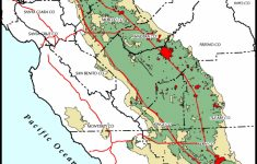 Central Valley Map California Printable Central Valley United States | Printable Map Of Central Usa