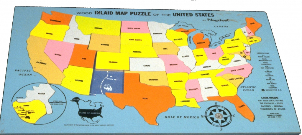 Chenille Kraft Giant North America Map Floor Puzzle 55 Pieces 341380 | Giant Printable United States Map