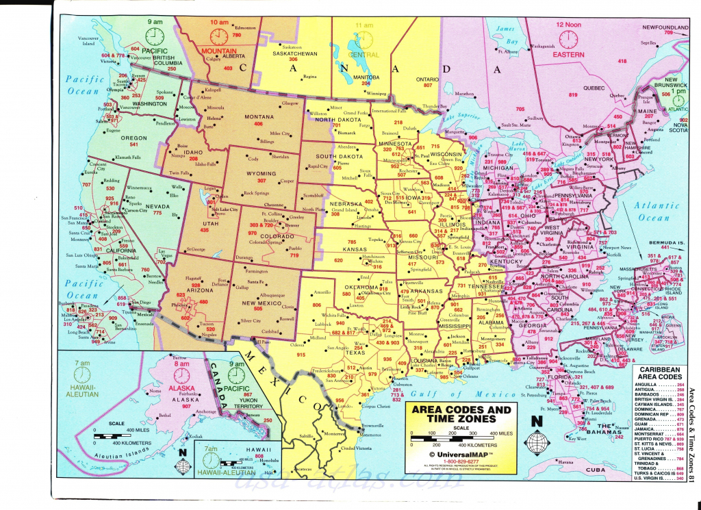 Detailed Us Map With States And Cities : Us Map Free   Free Printable United States Map With Time Zones