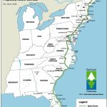 Driving Map Of East Coast | 26: Some Of The Benefits To Having A | Printable Map Of Usa East Coast