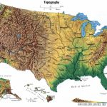 Eastern Us Elevation Map Globe Topographic Map East Coast Usa 16 For | Printable Topographic Map Of Usa