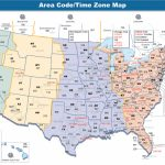 File:area Codes & Time Zones Us   Wikimedia Commons   Free Printable | Printable Us Timezone Map With Area Codes
