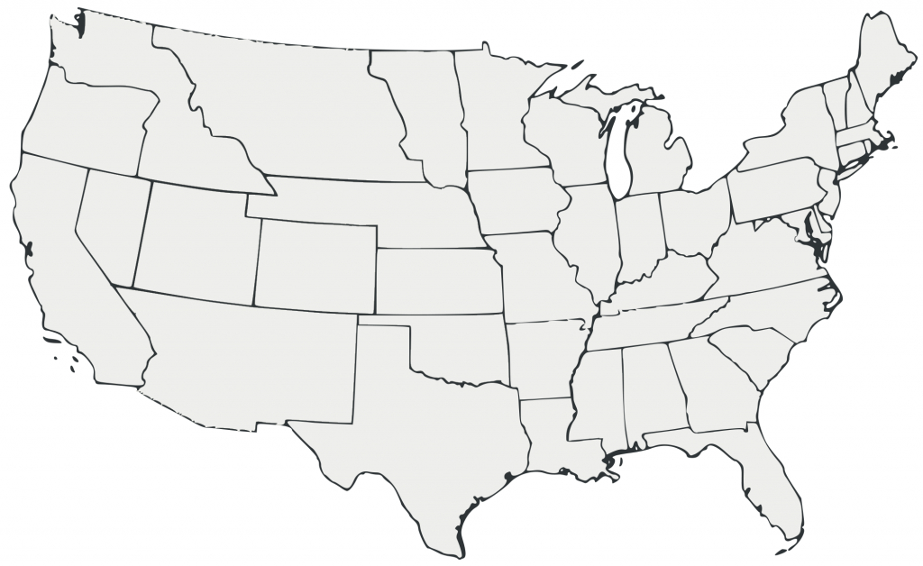 File:blank Map Of The United States 1860 All White - Wikimedia | Blank Us Map Png