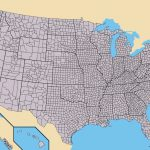 File:map Of Usa With County Outlines   Wikipedia | Blank Us County Map
