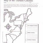 Free Printable 13 Colonies Map … | Activities | Socia… | Us Map 13 Colonies Printable