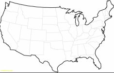 Free Printable Blank Us Map Blank Us Map States Beautiful United | Printable United States Map Without Names