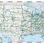 Free Printable Us Highway Map Usa Road Map Unique United States | Free Printable United States Road Map
