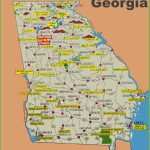 Georgia County Map Printable Georgia State Maps Usa Maps Of Georgia | Printable Road Map Of Georgia Usa