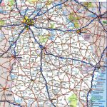 Georgia State Map And Travel Information | Download Free Georgia | Printable Road Map Of Georgia Usa