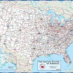 Highway Map Of Southwest Us Usa Road Map Awesome Awesome Usa Map | Printable Road Map Of Southwest Usa