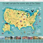 I Draw Maps: A Map Of All 59 Us National Parks For The Daily   Printable Map Of Usa National Parks