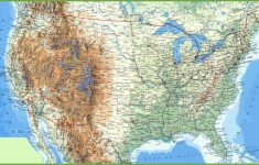 Large Map Printing Archives – Wmasteros.co Valid Large Map Of The | United States Map Large Print