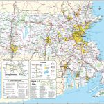 Large Massachusetts Maps For Free Download And Print | High | Printable Map Of New England Usa