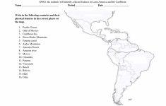 Latin America Printable Blank Map South Brazil The And Best Of Quiz | Printable South America Map Quiz