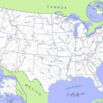 List Of Rivers Of The United States   Wikipedia | Printable Map Of The United States With Rivers