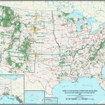 List Of U S National Forests Wikipedia Checklist Template Samples | Printable Us Map Of National Parks
