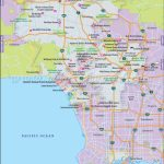Los Angeles Map Printable Maps Los Angeles California Maps   Klipy | Printable Map Of Usa Airports
