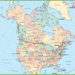 Map Of California Usa With Cities Printable Maps Usa And Canada Map | Printable Map Usa And Canada
