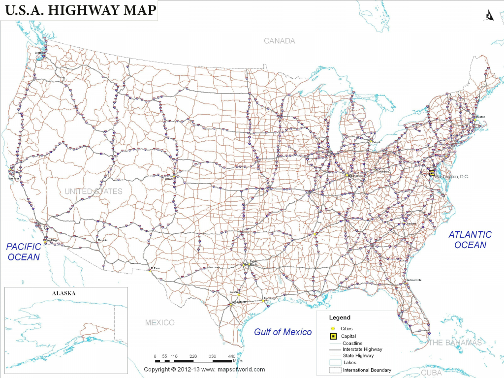 Map Of Cuba And Southeast Us Unique Southeastern United States Road | Printable Southeast Us Road Map