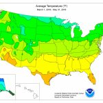 Map Of Current Us Temperatures Beautiful Beautiful Current | United States Climate Map Printable