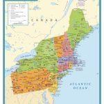 Map Of Eastern Us Printable Eastern Us Map Printable Northeastot New | Printable Map Of Northeast Us