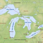 Map Of Great Lakes With Rivers Free Printable Us Photos 1920×1306 | Free Printable Us Map With Rivers