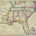 Map Of Southeast Region Of Us Map Of Southeastern Elegant Us Map | Printable Map Of Southern Usa