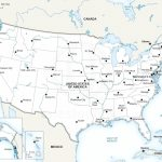 Map Of The United States With Rivers Labeled Usa For Us Maps Large | Free Printable Us Map With Rivers