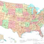 Map Of The Us States | Printable United States Map | Jb's Travels | Printable United States Map With Interstates
