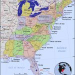 Map Of Us East Coast States Map Eastcoast Inspirational Best Us East | Printable Map East Coast United States
