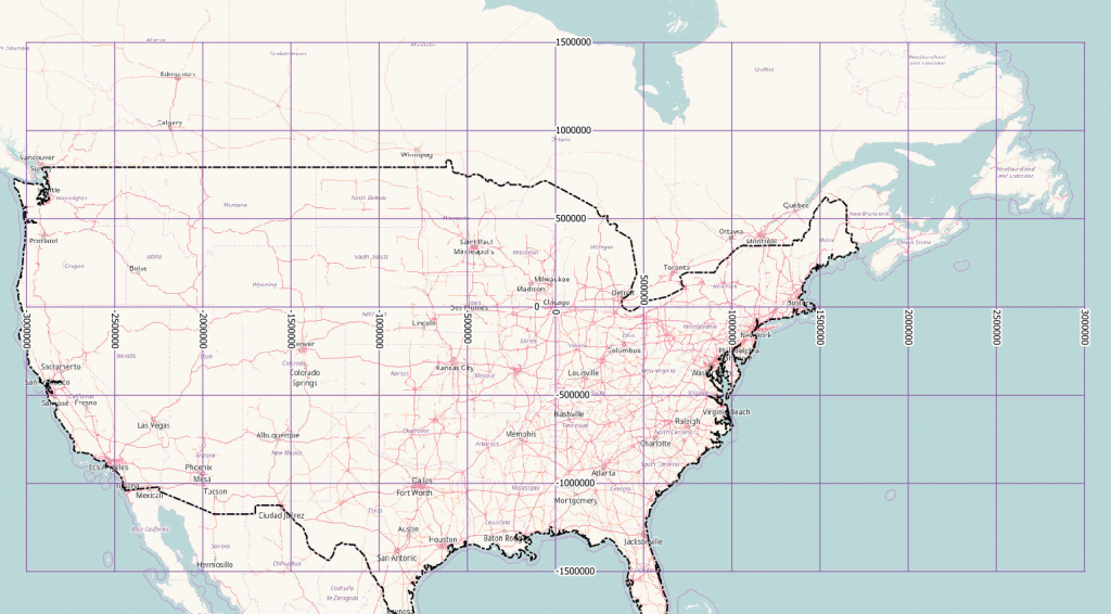 Map Usa Latitude Longitude Lines Be Society Me At Us With Of And | Printable Map Of United States With Latitude And Longitude Lines