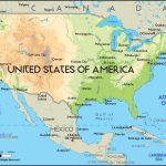 Map Usa Oceans Abbf At Map Usa Oceans Printable Map Of United States | Printable Map Of The United States With Oceans