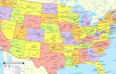 Map Usa With Major Free Print Of United States Cities X Zone | Printable Map Of Usa States