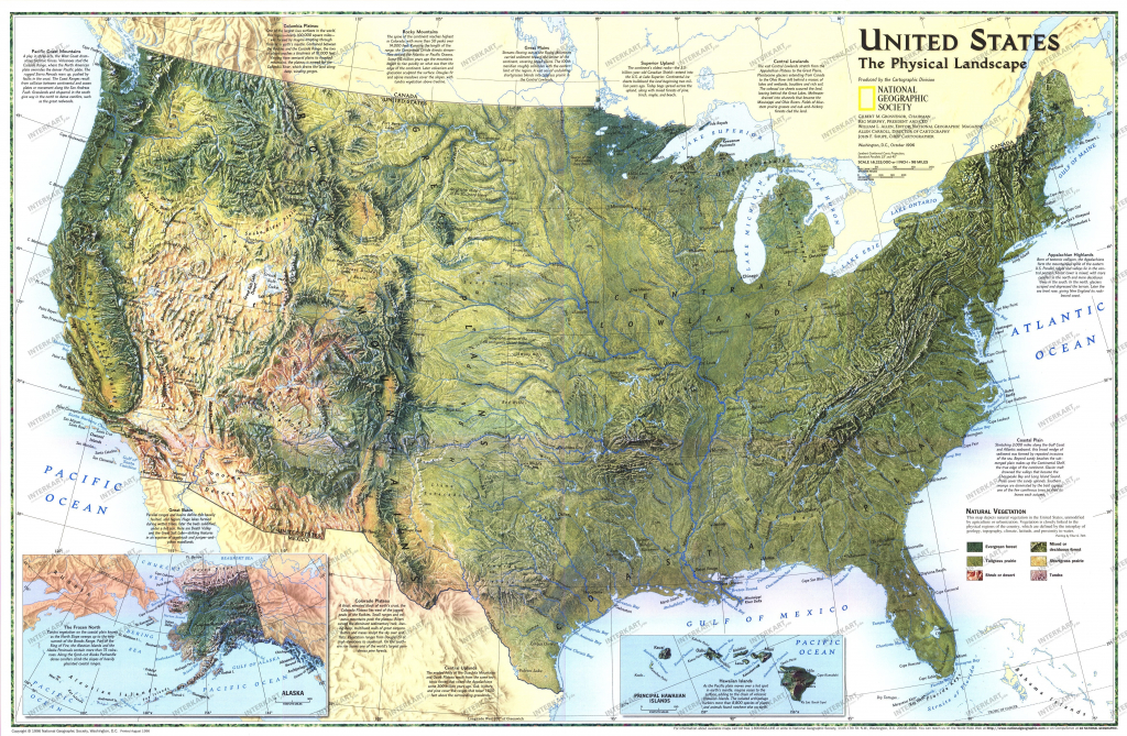 National Geographic Us Map Printable New Download Map Usa National | National Geographic Us Map Printable