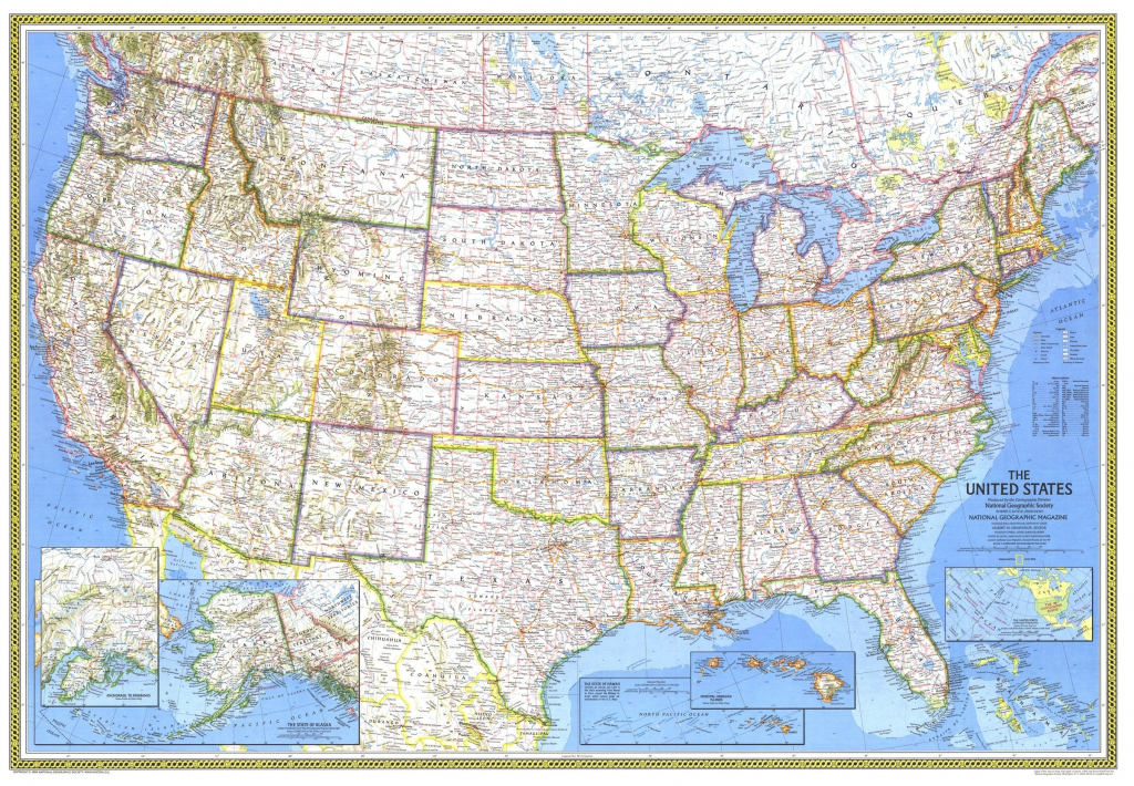 National Geographic Us Map Printable Valid United States Map Image | National Geographic Us Map Printable