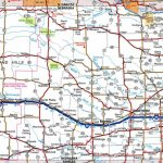 Nebraska Road Map | Printable Map Of Ne Usa