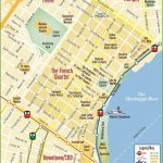 New Orleans French Quarter Map | Us Quarter Map Printable
