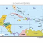 Physical Map Of Northeast Us North And Central America Countries   Printable Central America Map Quiz