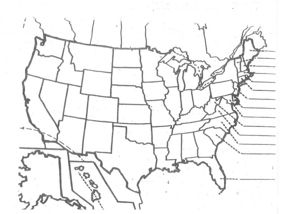 Printable Blank Us Map Free Usa Blank Map United States 543961 Best | Free Printable Blank Us Map Worksheets