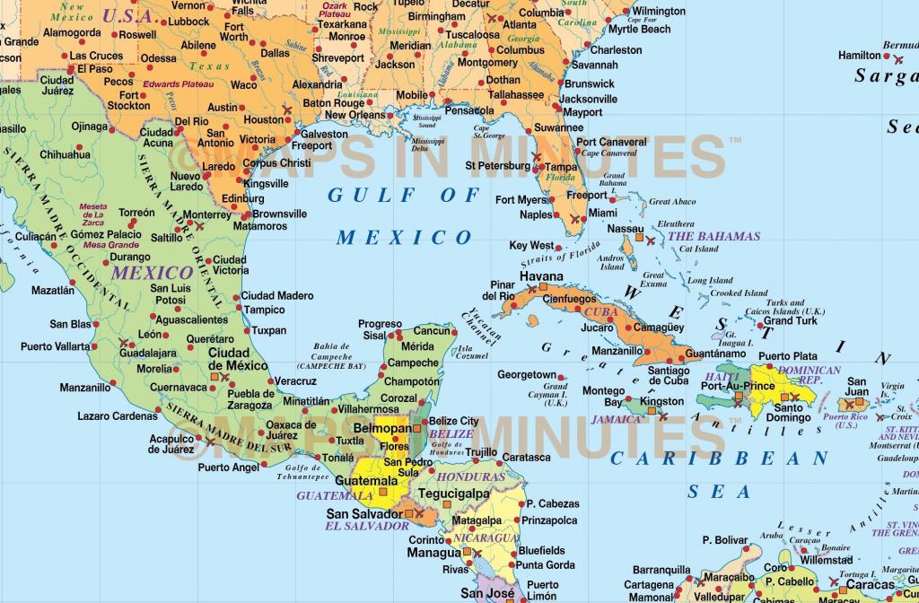 Printable Map Of Us Virgin Islands Valid Map United States And   Printable Map Of Us Virgin Islands