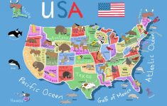 Printable Map Of Usa For Kids | Its's A Jungle In Here!: July 2012 | Printable Us Map For Students