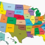 Printable Map Of Usa   Free Printable Maps | A Printable Map Of The Usa