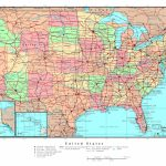 Printable Map The United States Valid Map Od Us With Cities Large | Printable Detailed Map Of The United States