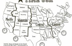 Printable Map United States Time Zones State Names Save Printable Us | Printable Map Of Usa With Time Zones