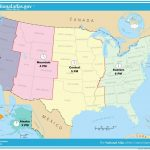 Printable Time Zone Map Us And Canada New Map Timezones In United | Large Printable Us Time Zone Map