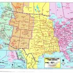 Printable United States Map With Cities Valid Printable Us Timezone | Printable Usa Map With Cities