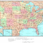 Printable Us Driving Map Valid United States Driving Map New | Printable United States Road Map